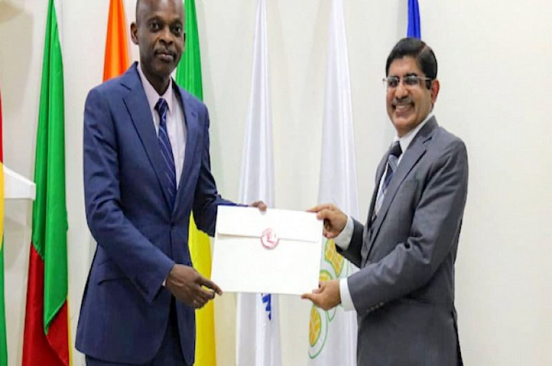 Togo: l'Inde désigne son premier ambassadeur.