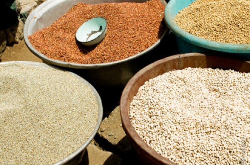 Cherté de la vie: ANSAT écoule près de 900 tonnes de céréales en 1 mois.